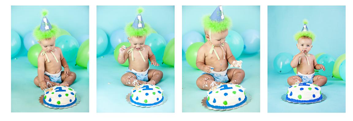 First Birthday Cake Smash Tiffanyangeleskidsphotographycom - Cake smash first birthday